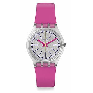 Swatch Uhr GE256 THE SWATCH VIBE Gent Fluo Pinky - 72444