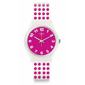 Swatch Uhr GW190 THE SWATCH VIBE Gent Pinkdots - 72446