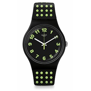 Swatch Uhr SUOB147 THE SWATCH VIBE  New Gent Punti Gialli - 72449