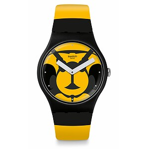 Swatch Uhr SUOB149 THE SWATCH VIBE  New Gent Max L'Abeille - 72450