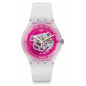 Swatch Uhr SUOK130 THE SWATCH VIBE  New Gent Pinkmazing - 72452