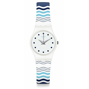 Swatch Uhr LW157 MEDITERRANEAN VIEWS Original Lady Vents et Marees - 72463