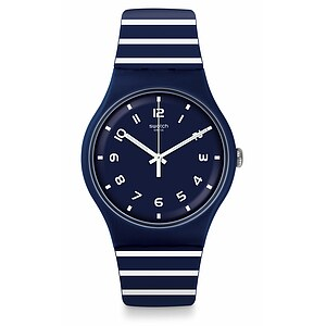 Swatch Uhr SUON130 MEDITERRANEAN VIEWS New Gent Striure - 72467
