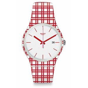 Swatch Uhr SUOW401 MEDITERRANEAN VIEWS New Gent Picknick - 72471