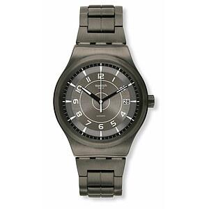Swatch Uhr YIM400G SISTEM51 Irony Automatic Sistem Brushed
