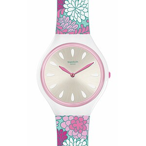 Swatch Uhr SVOZ100 Mother's Day Special Skin Muttertag Skinpivoine - 72484