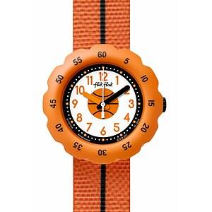 Flik Flak Uhren-Serie FPSP026 PLAY IT Kinderuhr Power Time (5+) Dribble