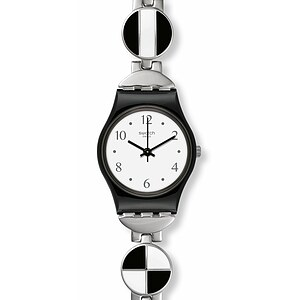 Swatch Uhr LB185G TIME TO SWATCH Original Lady Blackiniere - 72514