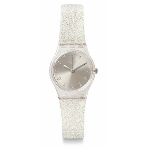 Swatch Uhr LK343E TIME TO SWATCH Original Lady Silver Glistar Too - 72515