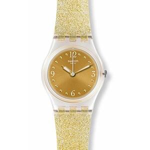 Swatch Uhr LK382 TIME TO SWATCH Original Lady Golden Glistar Too