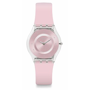 Swatch Uhr SFE111  TIME TO SWATCH Skin Pink Pastel - 72522