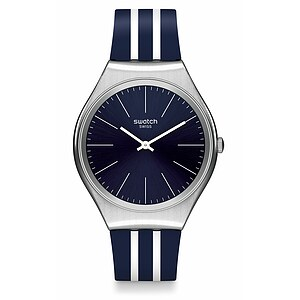 Swatch Uhr SYXS106 The Future Classic SKIN IRONY Skinblueiron - 72545