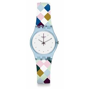 Swatch Uhr LL120 WORLDHOOD Original Lady Arle-Queen