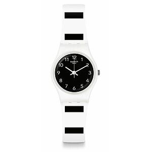 Swatch Uhr LW161 WORLDHOOD Original Lady Zebrette