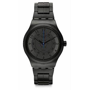 Swatch Uhr YIB401G SISTEM51 Irony Automatic Sistem Dark