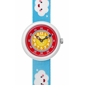Flik Flak Uhren-Serie FBNP115 COLOR EXPLOSION Kinderuhr Story Time Girls (3+) Cloudbow - 72619