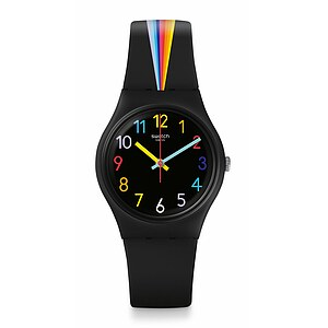 Swatch Uhr GB311 THINK FUN Gent Fountain of Colors - 72627