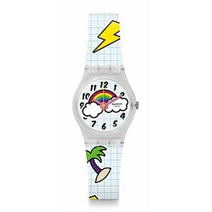 Swatch Uhr LW160 TIME TO SWATCH Original Lady School Break