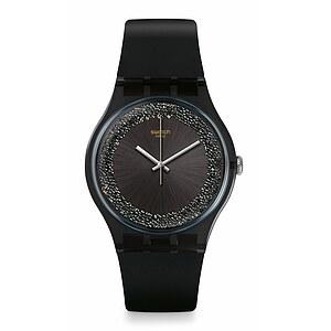Swatch Uhr SUOB156 THINK FUN New Gent Darksparkles