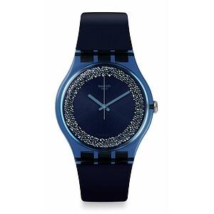 Swatch Uhr SUON134 THINK FUN New Gent Bluesparkles