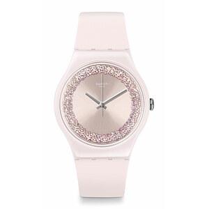 Swatch Uhr SUOP110 THINK FUN New Gent Pinksparkles