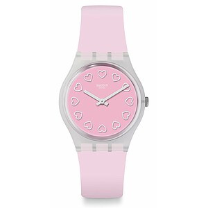 Swatch Uhr GE273 LOVE IS IN THE AIR Gent All Pink - 72663