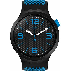 Swatch Uhr SO27B101  Big Bold Bbblue - 72715