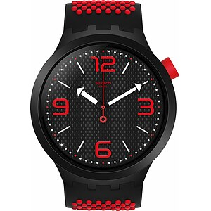 Swatch Uhr SO27B102  Big Bold Bbblood - 72716