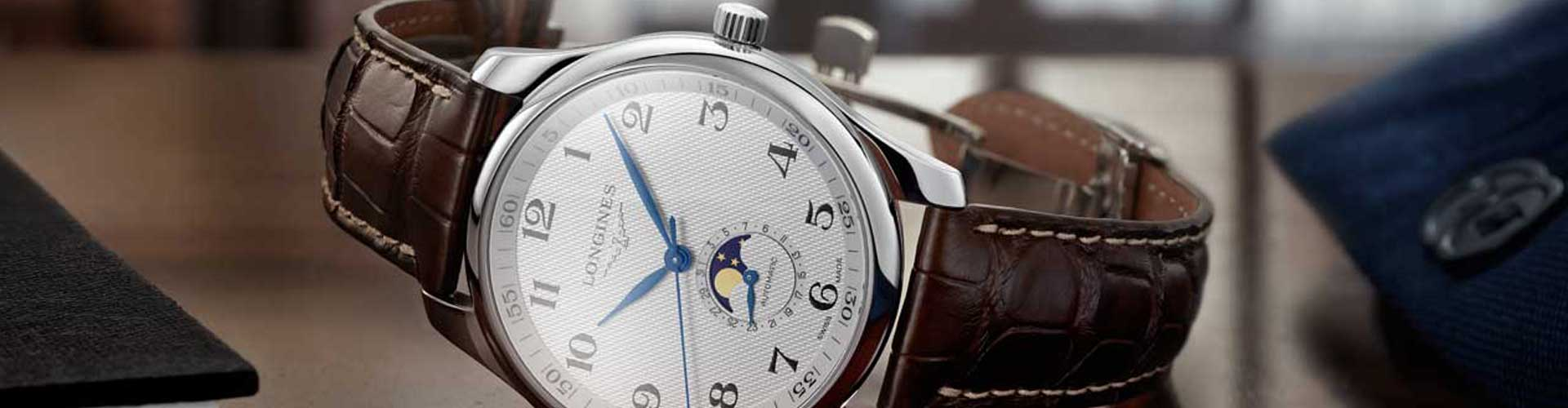 Longines Swiss Watchmakers since 1832